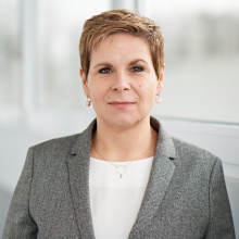 Anita Jenk, Mediensprecherin